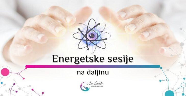 Energetske sesije na daljinu