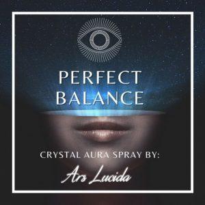 Perfect Balance - Crystal Aura Spray 1